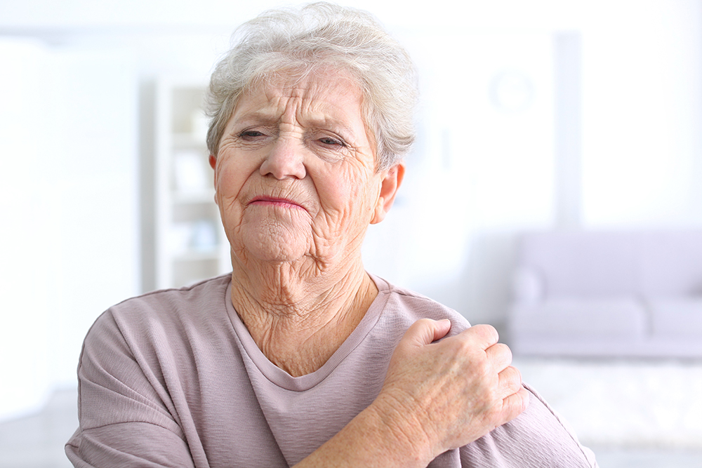 shoulder pain treatment ohio